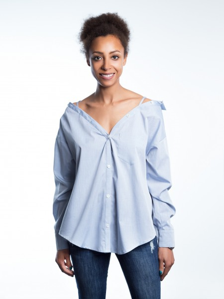 Off-Shoulder Bluse W 4.1 (Gr. 34-46)